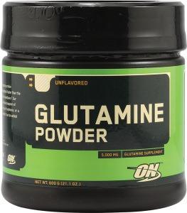 как принимать глютамин