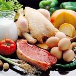 Креатин в продуктах питания