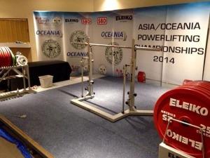чемпионат азии и океании