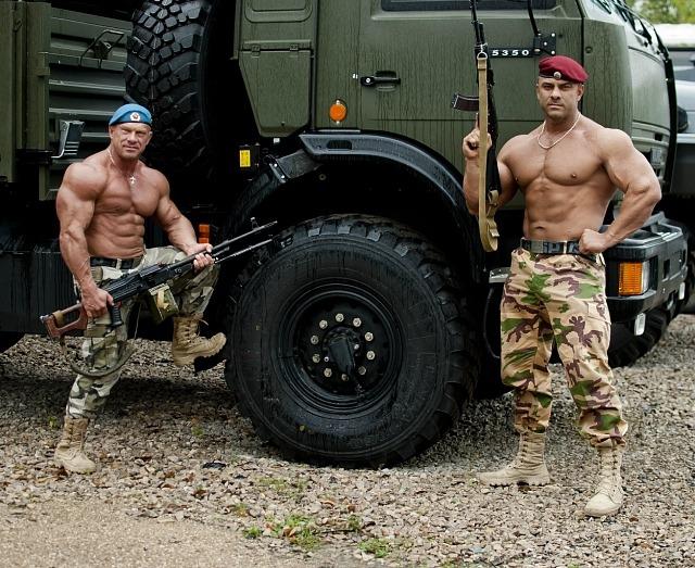 Михаил Юсев и Сергей Удальев 4