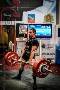 Чемпионат Беларуси по классическому пауэрлифтингу