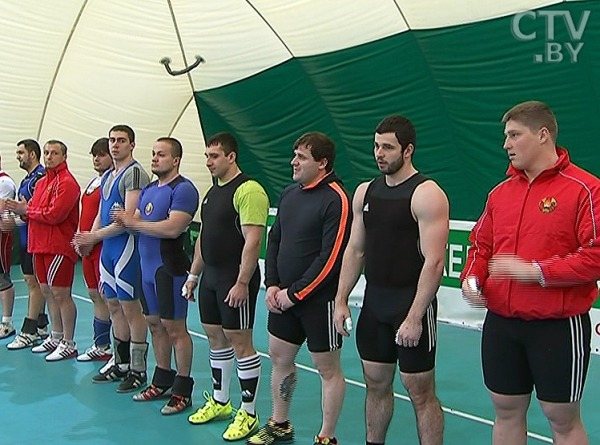Кубок Беларуси по тяжёлой атлетике - 2015