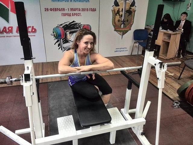 Результаты чемпионата Беларуси по жиму лёжа