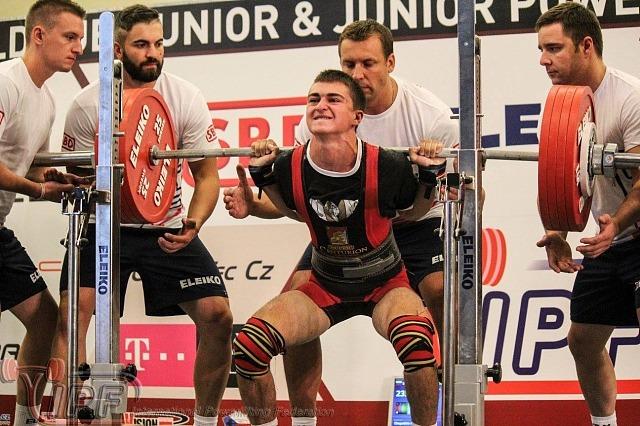 Данил Долгулев устанавливает мировой рекорд
