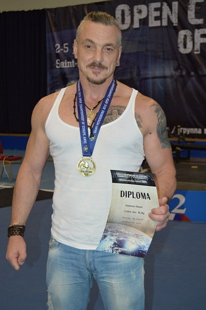 Открытый Кубок Стран Балтии по пауэрлифтингу 5