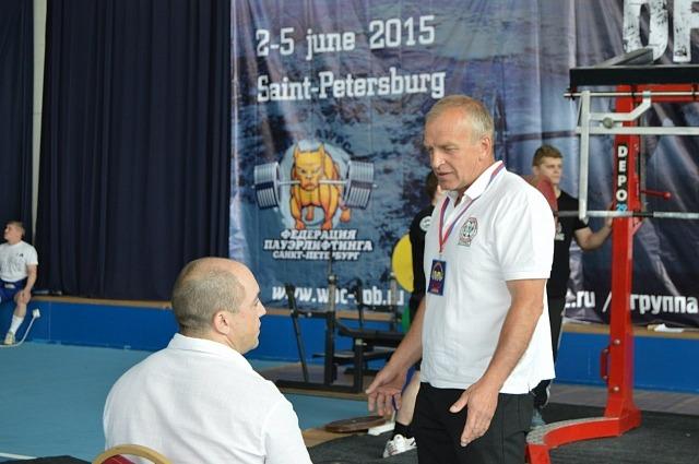 Открытый Кубок Стран Балтии по пауэрлифтингу 7