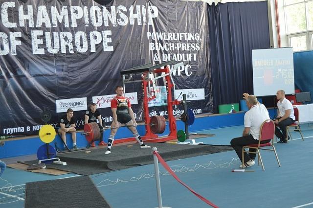 Открытый Кубок Стран Балтии по пауэрлифтингу 8