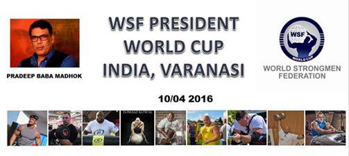1 этап Кубка мира по стронгмену WSF