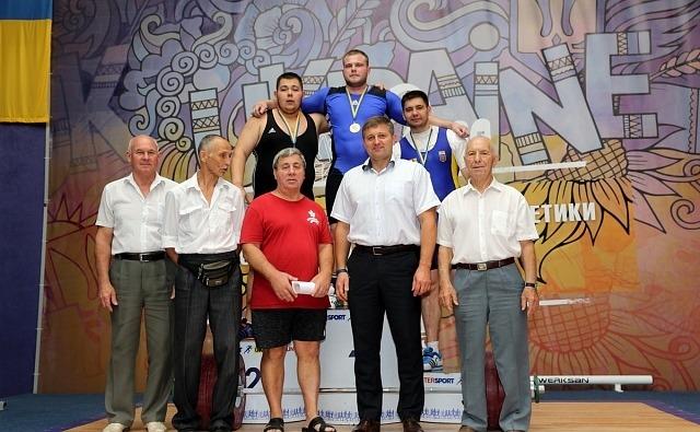 Чемпионат Украины по тяжелой атлетике