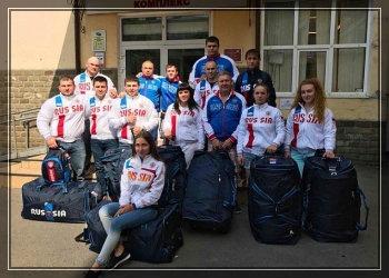 команда России