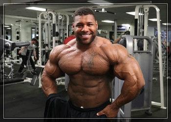 Бодибилдер Натан Де Аша хочет набрать 134 кг качественной массы