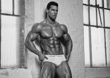 мужик в форме