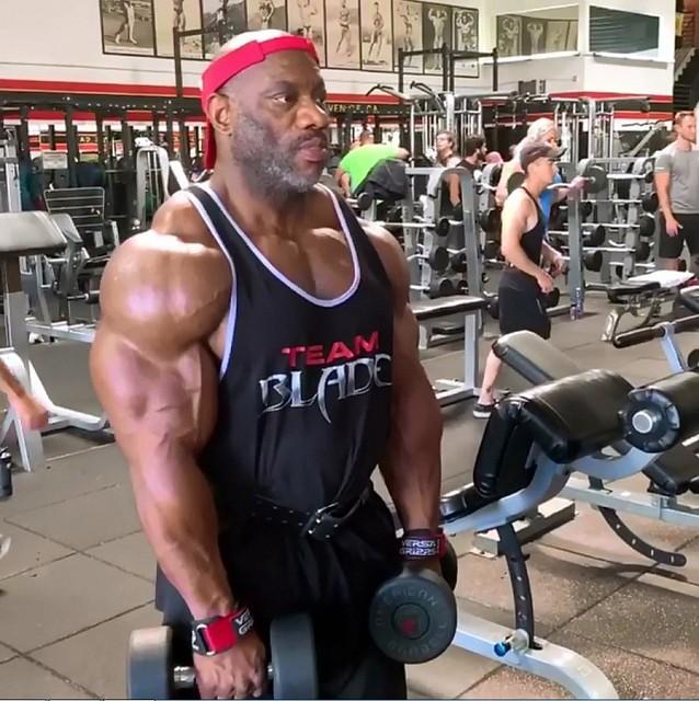 Декстер Джексон знает, как быть в форме после соревнований
