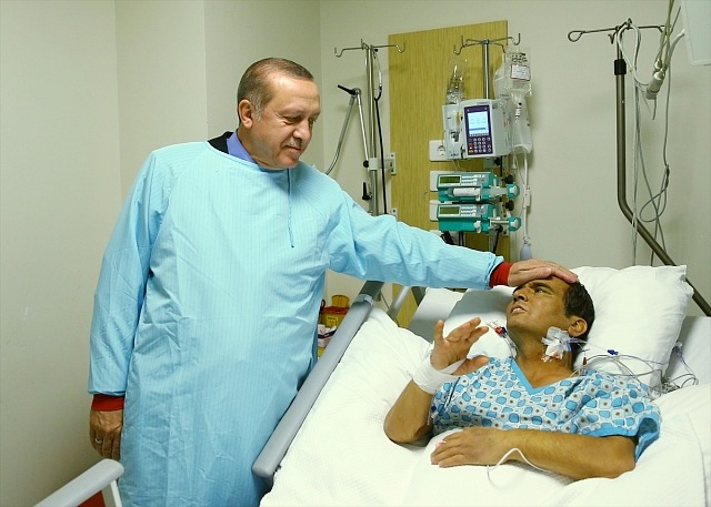 Наим Сулейманогл. Операция по пересадке печени