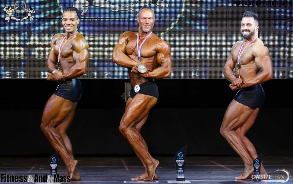 IFBB Bodybuilding World Amateur Championships 2018