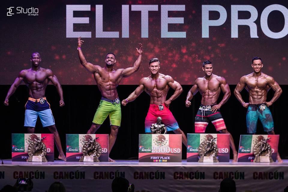 IFBB Elite Pro Cancun 2018