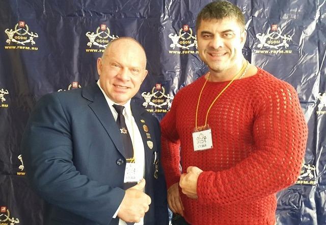 Михаил Юсев и Сергей Удальев 2