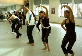 записаться на уроки танцев для начинающих