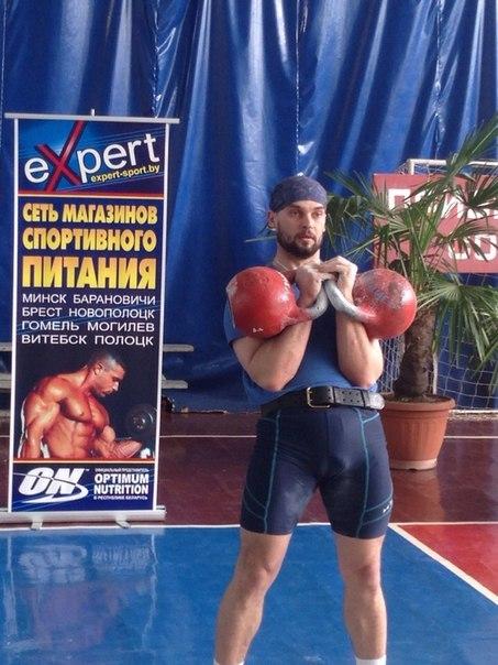 Чемпионат Беларуси по гиревому спорту