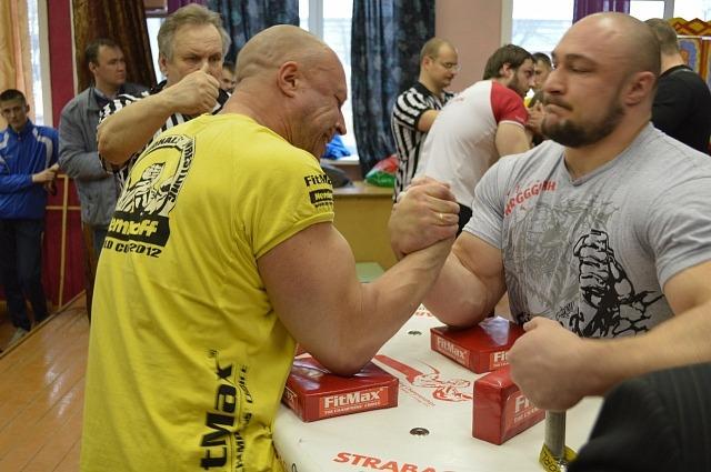 Чемпионат Республики Беларусь по армрестлингу