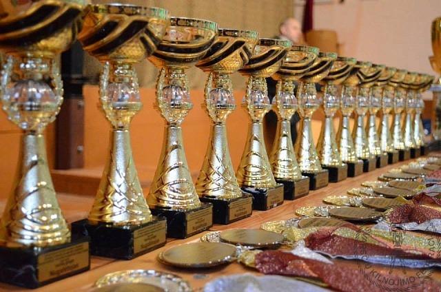 Открытый чемпионат Литвы по гиревому спорту