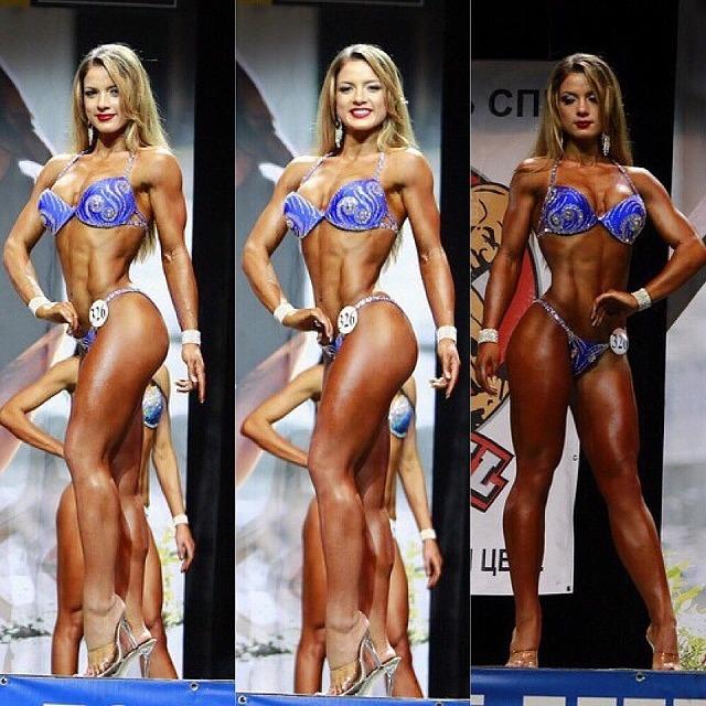 Алфимова Даниэла, fitness-bikini up to 169 cm