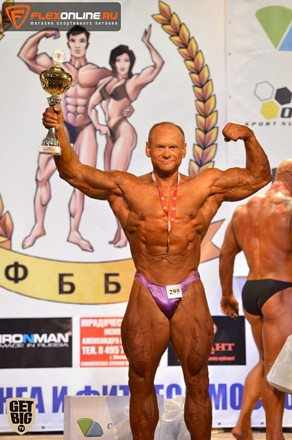 Андрей Попов, Men's BB 100 kg