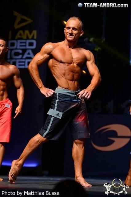 Евгений Ховрин, Men's physique 170 cm