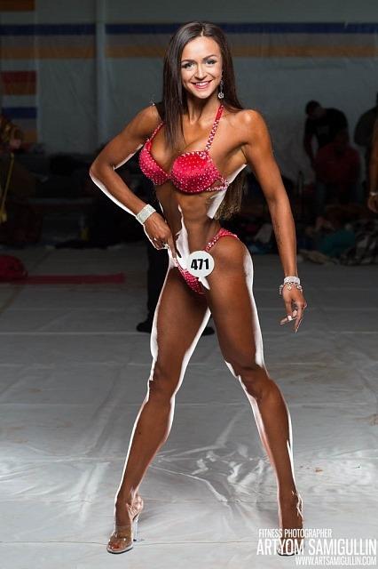 Евгения Шестопалова, fitness-bikini over 169 cm