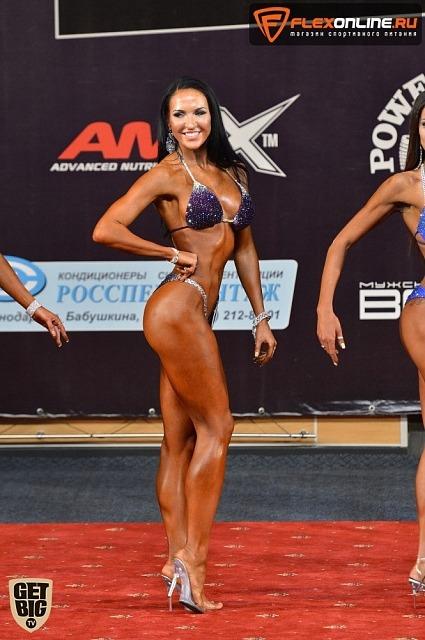 Ксения Шевелева, fitness-bikini over 169 cm