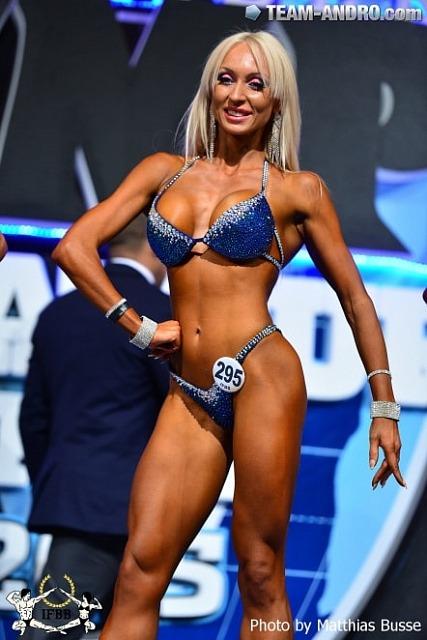 Екатерина Роземборская (Симферополь) - фитнес-бикини до 169 см - 6-е место