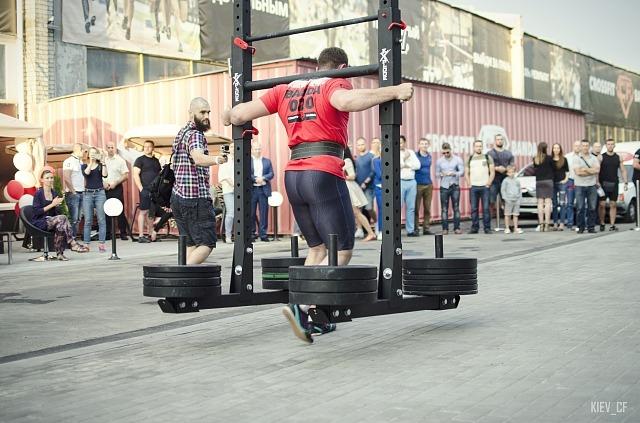CrossFit Banda 3