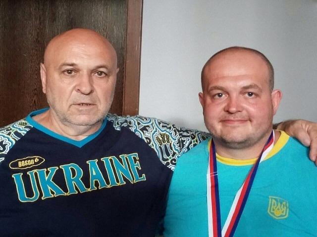 Виктор Налейкин и Юрий Ковальчук