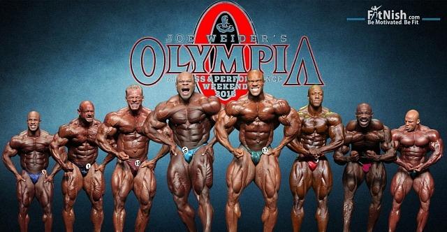 мистер олимпия