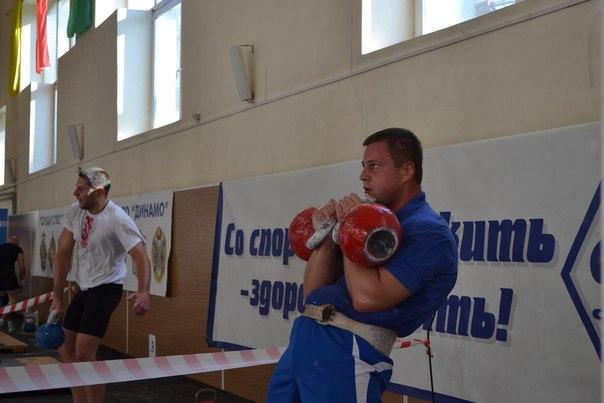 чемпионат Беларуси по гиревому спорту 1