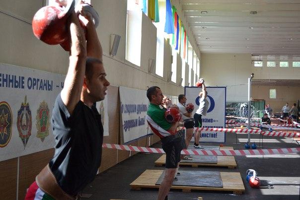 чемпионат Беларуси по гиревому спорту 2