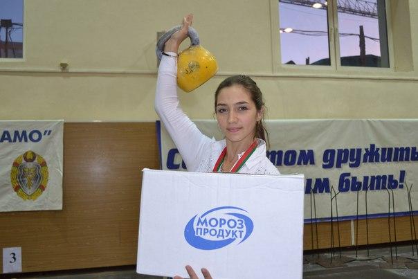 чемпионат Беларуси по гиревому спорту 7