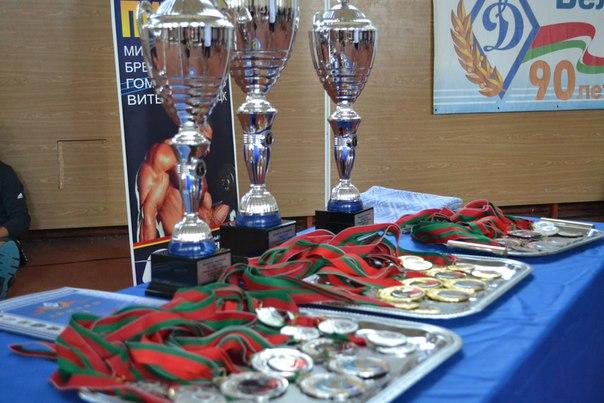 чемпионат Беларуси по гиревому спорту 8