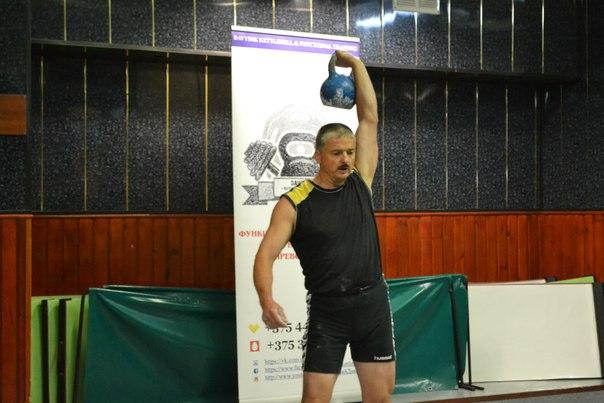 чемпионат Минска по гиревому спорту