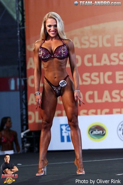 6-е место - Александрова Вера