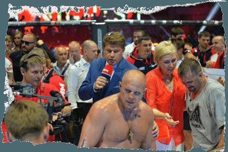 матч-реванш Мальдонадо - Емельяненко