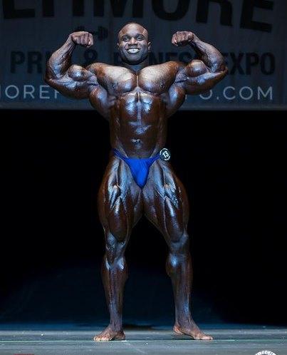 2 место: Аким Вильямс