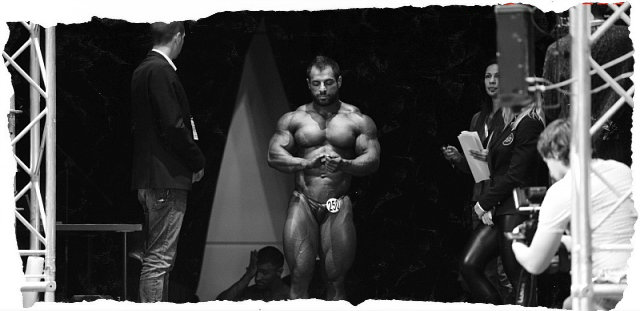Мистер Олимпия Москва - 2016