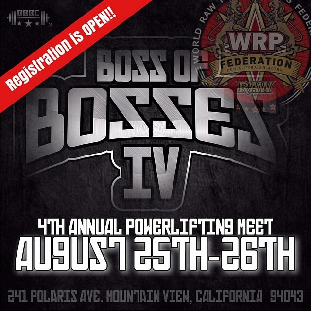 Boss of Bosses IV