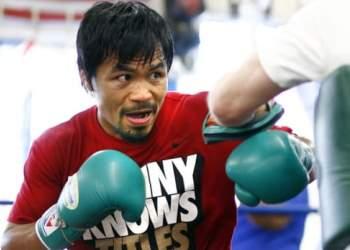 Мэнни Пакьяо покидает бокс