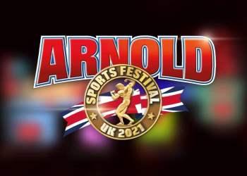Arnold Classic UK 2021