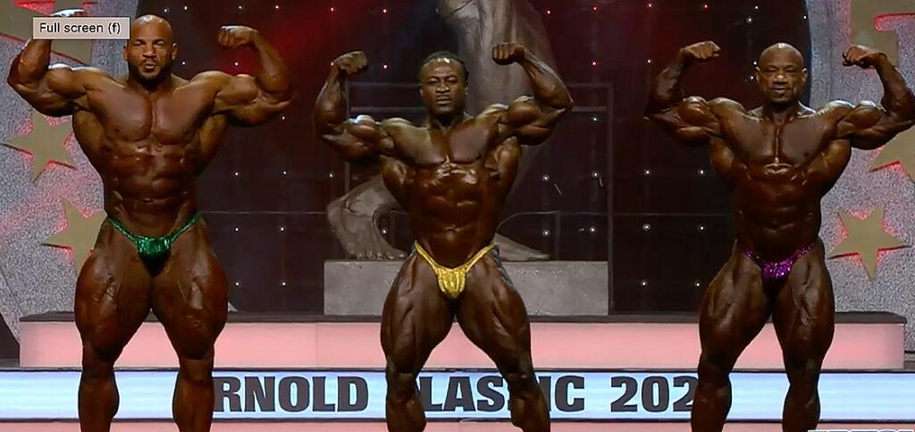 Результаты Arnold Classic 2020