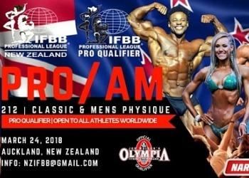 New Zealand Pro 2018