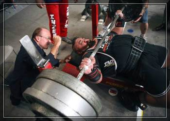 Olympia Pro Powerlifting invitational