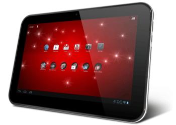 Что представляет собой планшет Toshiba AT300?